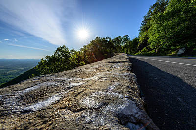 Photograph - Lovers Leap by Michael Scott