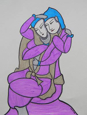 Lovers Original by Marwan George Khoury