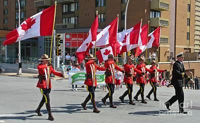 Loving Canada Original by John Malone