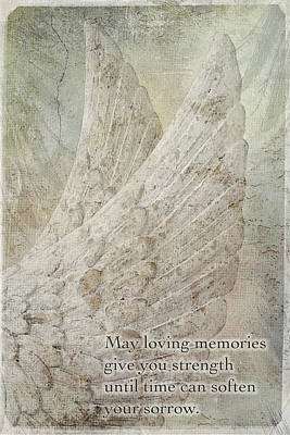 Photograph - Loving Memories by Jill Love