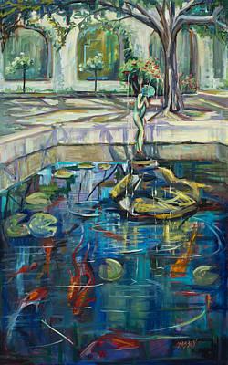 Painting - Loving Memories by Marie Massey