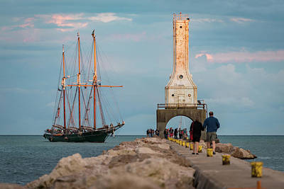 Photograph - Loving Port by James Meyer