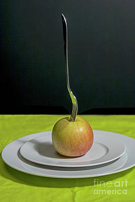 Photograph - Low Calorie Meal by Patricia Hofmeester