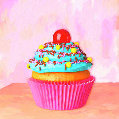 Painting - Low Calorie by Sandra Selle Rodriguez