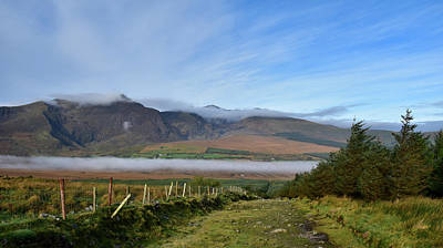 Photograph - Low Clouds by Barbara Walsh