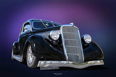 Photograph - Low Down Coupe by Keith Hawley