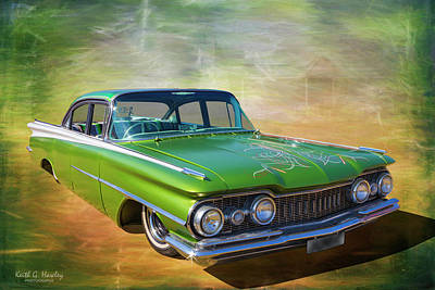 Photograph - Low Down Olds by Keith Hawley