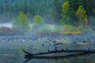 Photograph - Low Fog by Jonathan Nguyen