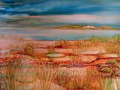 Painting - Low Tide by Betsy Carlson Cross