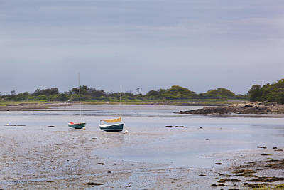 Photograph - Low Tide by Denis Lemay
