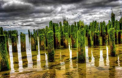 Photograph - Low Tide by Ken Ketchum