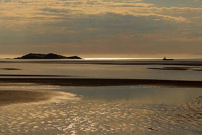 Photograph - Low Tide by Mark Harrington