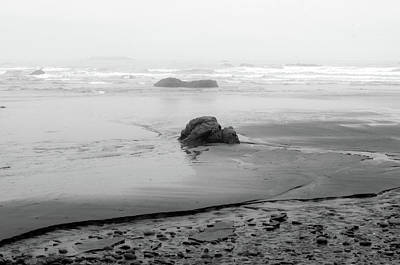 Photograph - Low Tide Of Ruby Beach by Tikvah's Hope