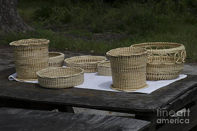 Photograph - Lowcountry Basket by Dale Powell