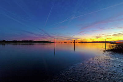 Photograph - Lowcountry Sunset by Mike Dunn