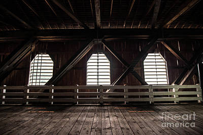 The Who - Lowell Covered Bridge by Krystal Hamlin