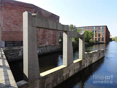 Photograph - Lowell Massachusetts by Anne Sands