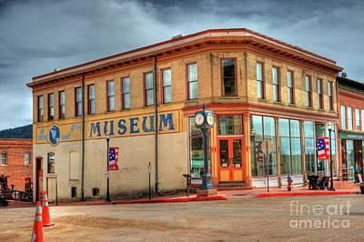 Photograph - Lowell Thomas Museum by Tony Baca