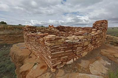 Photograph - Lower Box Canyon Ruin by Tom Daniel