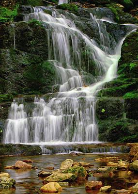 Photograph - Lower Buttermilk Falls by Raymond Salani III