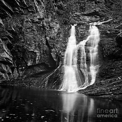 Photograph - Lower Cascade Waterfall by Patrick M Lynch