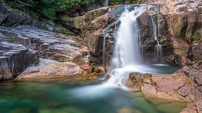 Photograph - Lower Falls Of Golden Ears by Pierre Leclerc Photography