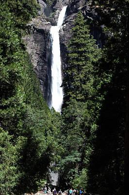 State Love Nancy Ingersoll - Lower Falls of Yosemite by LeeAnn McLaneGoetz McLaneGoetzStudioLLCcom