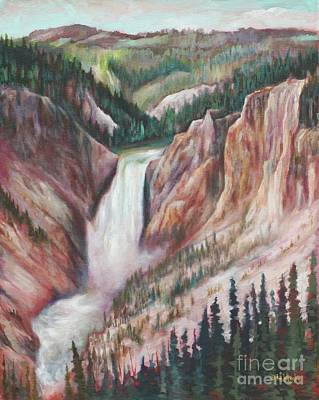Lower Falls Reverie Original