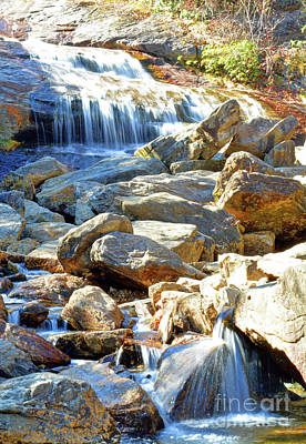 Photograph - Lower Falls by Savannah Gibbs