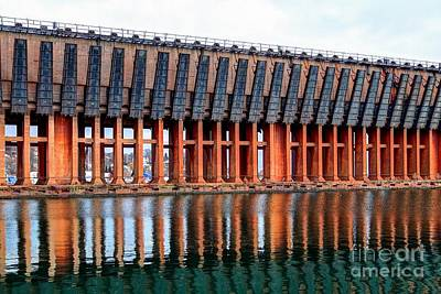 Photograph - Lower Harbor Ore Dock, Marquette, Michigan by John December