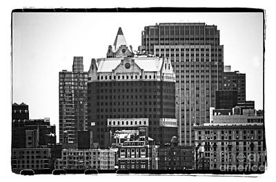 Photograph - Lower Manhattan Skyline by Doc Braham