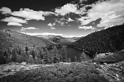 Photograph - Lower Sardine Lake 2 by Sherri Meyer