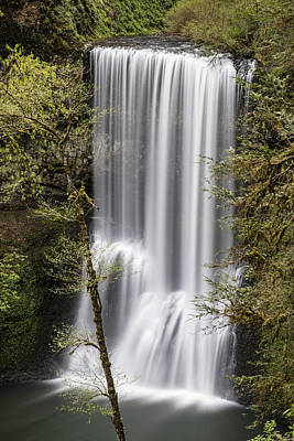 Photograph - Lower South Falls 2 by John McGraw