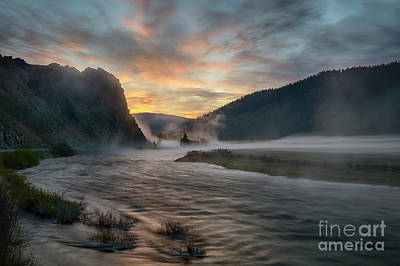 Photograph - Lower Stanley by Idaho Scenic Images Linda Lantzy