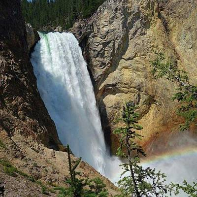 Photograph - #lowerfalls From #uncletomstrail by Patricia And Craig