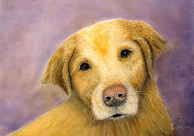 Painting - Loyal by Loretta Luglio