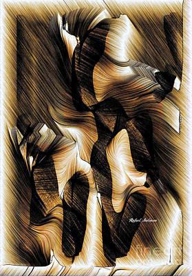 Digital Art - Loyal by Rafael Salazar