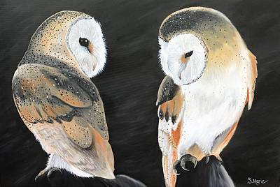 Painting - Loyalty by Shannon Marie Schacht