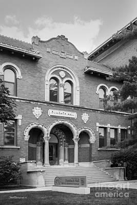 Catholic University Photograph - Loyola University Dumbach Hall by University Icons