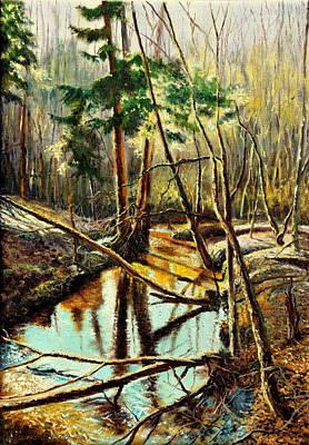 Lubianka-1- River Art Print