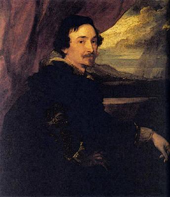 Digital Art - Lucas Van Uffelen  by Sir Antony van Dyck