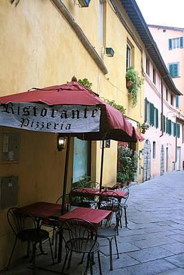 Lucca In Tuscany Art Print by  K Scott Williamson
