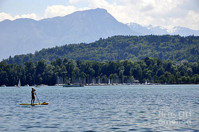 Photograph - Lucerne 15 by Andrew Dinh