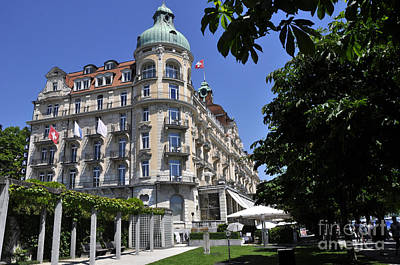 Photograph - Lucerne 7 by Andrew Dinh