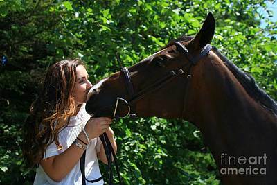 Photograph - Lucia-cora11 by Life With Horses