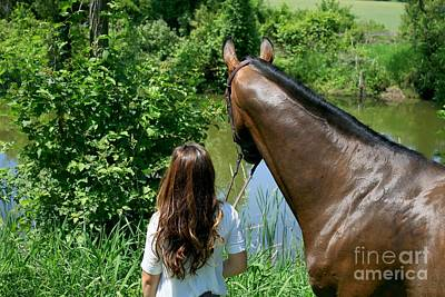 Photograph - Lucia-cora40 by Life With Horses