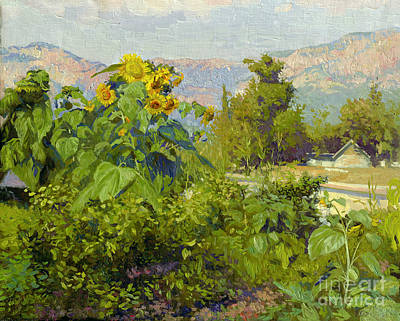 Painting - Lucian Suns by Simon Kozhin