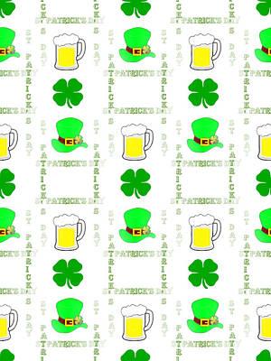 Digital Art - Luck Of The Irish by Kathleen Sartoris