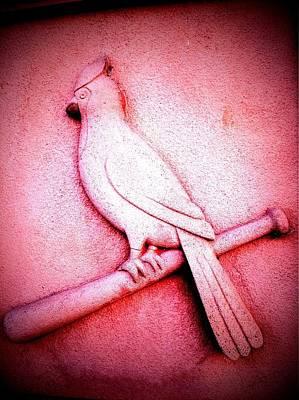 Lucky Bird Print by John McGarity