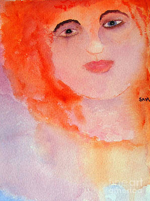 Painting - Lucky Lady by Sandy McIntire